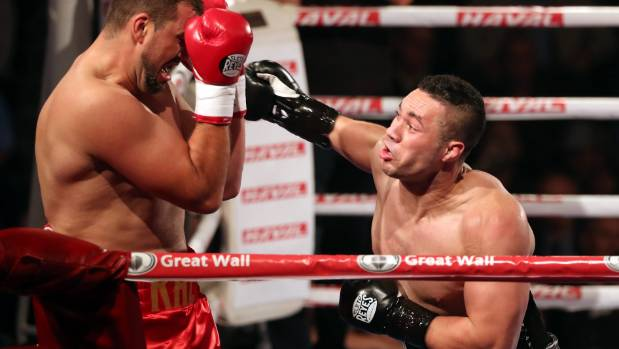 Joseph Parker's title fight against Razvan Cojanu was underwhelming.