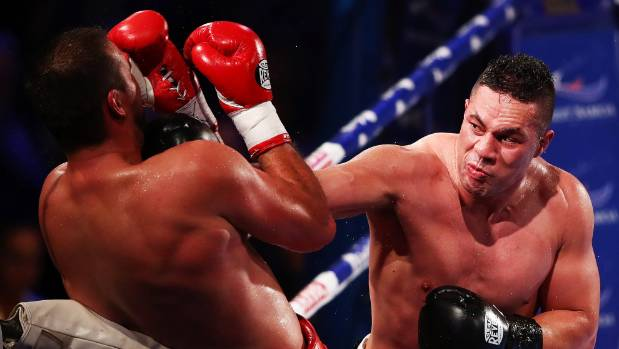 Joseph Parker's next fight will either be against Hughie Fury or Tony Bellew in the UK.