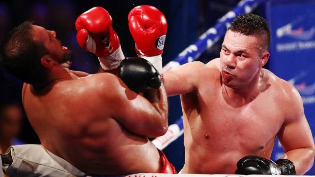 Joseph Parker is expected to fight either Hughie Fury or Tony Bellew in the UK next.