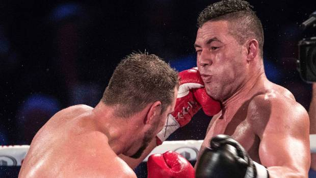 WBO title holder Joseph Parker has his eyes set on the UK.