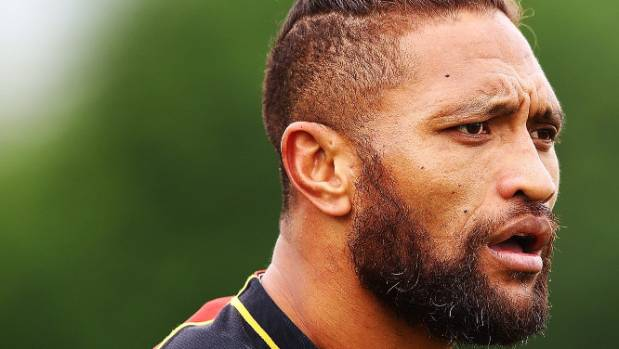 Manu Vatuvei set to join Salford