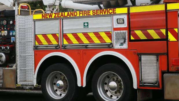 Fire crews were called to the fire at 1.20am on Tuesday (file photo).