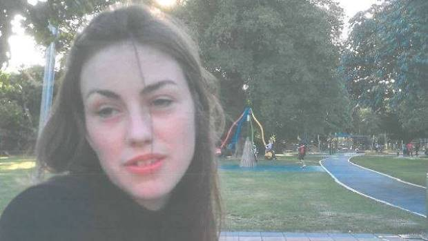Chelsea Brunton, 21, went missing from Palmerston North Hospital's mental health ward on May 6.