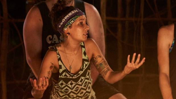 Dee says she spends 40 hours every week listening to Survivor podcasts. Really.