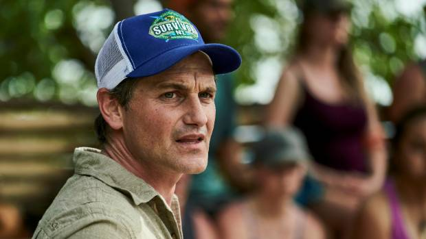"Survivor NZ host Matt Chisholm says he would sometimes ""black out for hours"" during his days as a drinker."