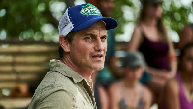 """Survivor NZ host Matt Chisholm says he would sometimes """"black out for hours"""" during his days as a drinker."""