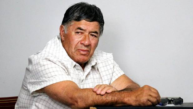 Ngati Tu chairman Hori Manuirirangi has applied to the High Court to have the hapu's customary rights to its marine and ...
