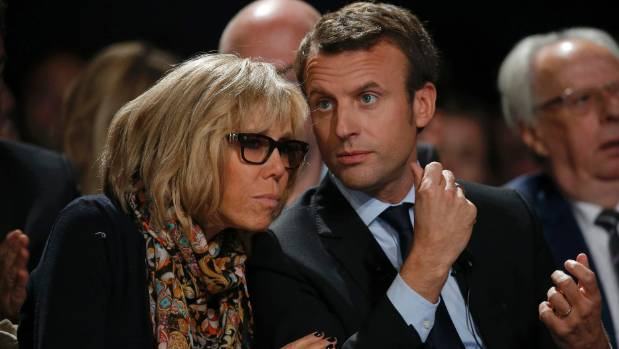 The row over the role of the first lady is unlikely to go away, for not only is Brigitte the beloved wife of the ...