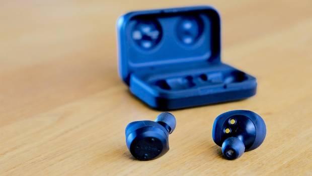 At $399 the Jabra Elite Sport headphones are top-of-the-range.