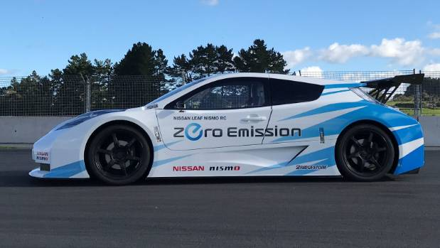 Nismo has a sense of humour. We present the coolest Nissan Leaf EV ever made: the Nismo RC from 2011.