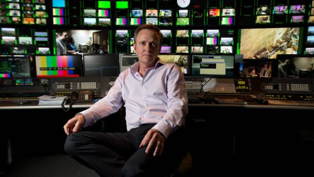 TVNZ boss Kevin Kenrick says content write-downs have sucked broadcasters under, but TVNZ has been able to keep its head ...