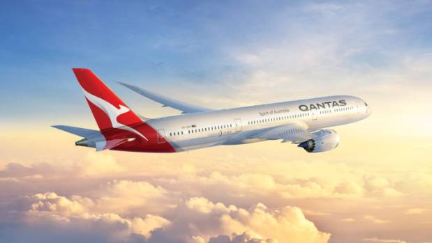 Qantas boss gets pie in face from gay marriage opponent