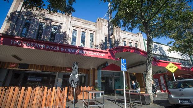 New Plymouth Bar Up For Sale With Six Figure Price Tag