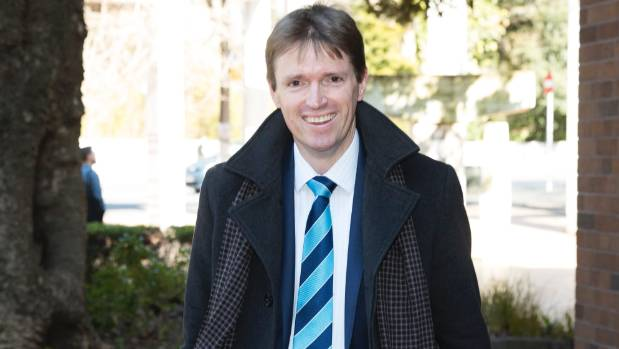Colin Craig says he's spoken with God.