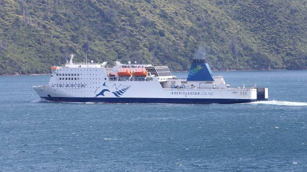Ferries crossing Cook Strait usually carry 112 rail wagons daily.