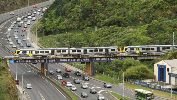 Wellington rail commuters are on the receiving end of a Budget boost for the country's rail infrastructure.