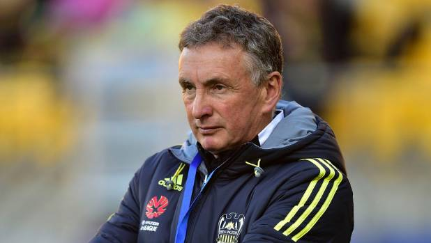Jets appoint new coach