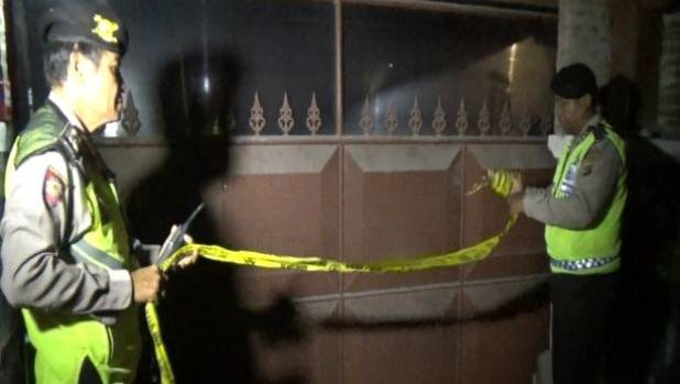 Bali police scour Australian man's villa