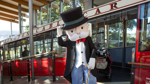 Will the Wellington Cable Car feature on the capital's edition of Monopoly?