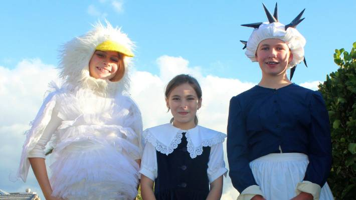 Howick Childrens And Youth Theatre Performers Play A Series Of Beatrix Potter Stories This