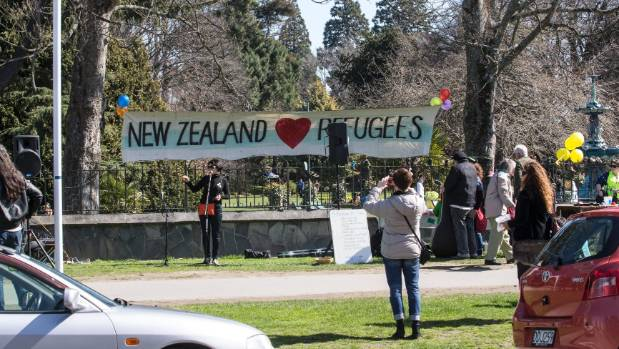 Thumbnail for Disappointment at Govt sending refugees to Invercargill, not Christchurch