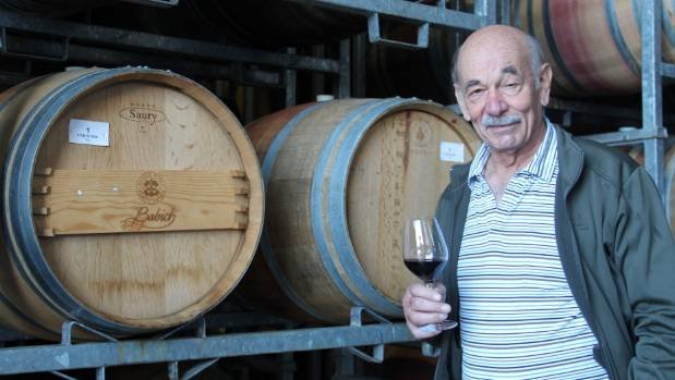Joe Babich says technology is constatly changing the way his company make their wine.