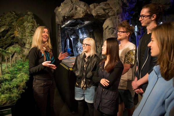 Weta Workshop has diversified its business and created a tourism offering.