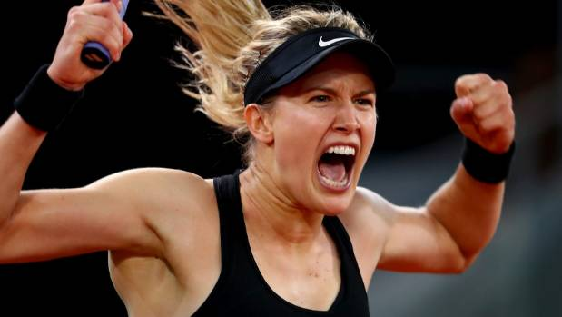 Eugenie Bouchard Met Up With Her Super Bowl Date Again