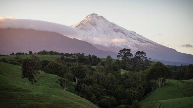 Mt Taranaki is a part of the region's identity and is considered by iwi to be an ancestor.