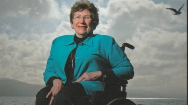 Disability activist Alexia Pickering