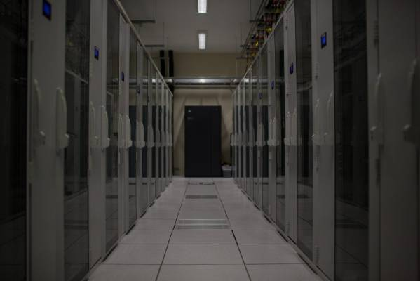 Weta Digital's data centre has thousands of computers and a pump room for cooling the machines.