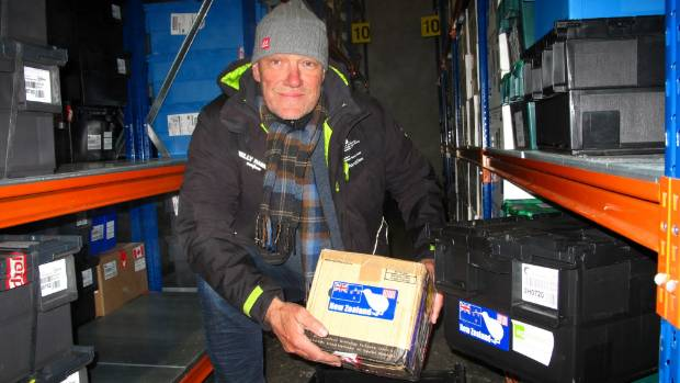 AgResearch has sent a collection of seeds to a remote Arctic doomsday vault to guard against the loss of plant species ...
