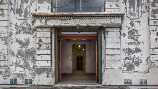 Owners See Beauty In Historic Substations Stuff Co Nz