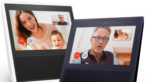 Like Amazon's other speaker devices, the Echo Show won't be available in New Zealand.