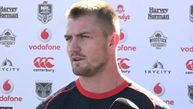 Kieran Foran has opened up about his personal issues.