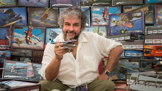 Weta Workshop is the online distributor for Wingnut Wings, Peter Jackson's scale model kitset company.