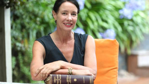 """Nelson lawyer Sue Grey said Dr Bearman's talks were a """"huge opportunity"""" learn about how the medicinal cannabis system ..."""