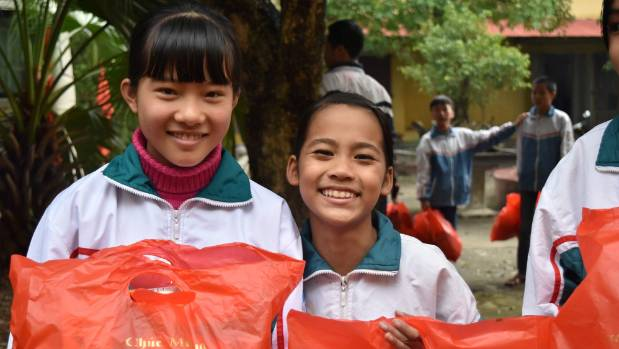 Blue Dragon supports rural children from poor families to stay in school. The Blue Dragon book fair in Wellington raises ...