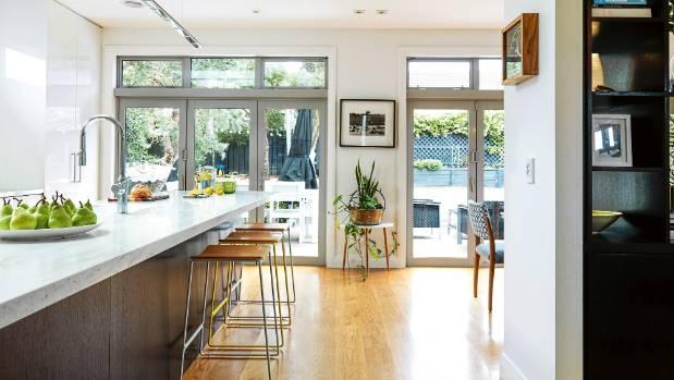 House of the week: A bold Wellington renovation   Stuff.co.nz