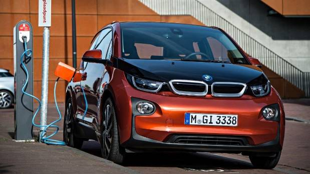 Vehicles like the BMW i3 electric car are a future that is coming fast according to a report out the US.