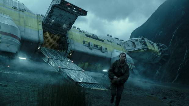 Alien: Covenant was partly filmed at Milford Sound.