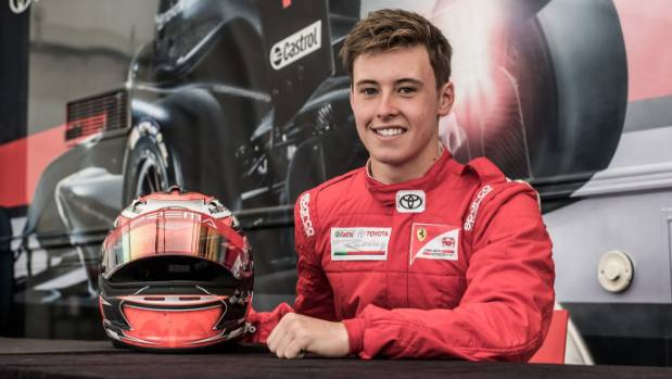 Kiwi teenager Marcus Armstrong has been the dominant driver in the Italian F4 series.