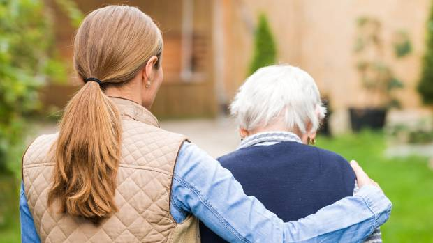 Funding in-home care for aged parents