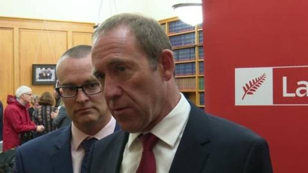 "Labour leader Andrew Little says there is a ""big gap that has to be filled"" for mental health funding in Canterbury."