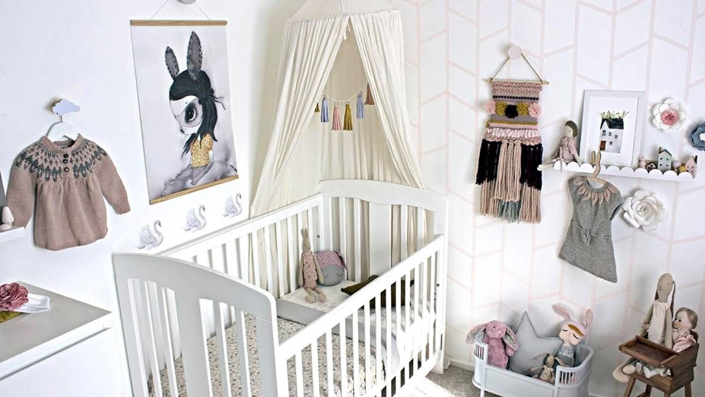 7 Inspiring Kid Room Color Options For Your Little Ones: Nursery Style File: Inside Five Stylish Kiwi Bedrooms