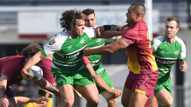 Tim Cadwallader has played 15 games for Manawatu since his debut in 2014.