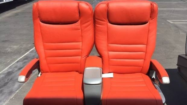 For Buyers With Deep Pockets A Set Of Old Volotea Airlines Business Class Seats