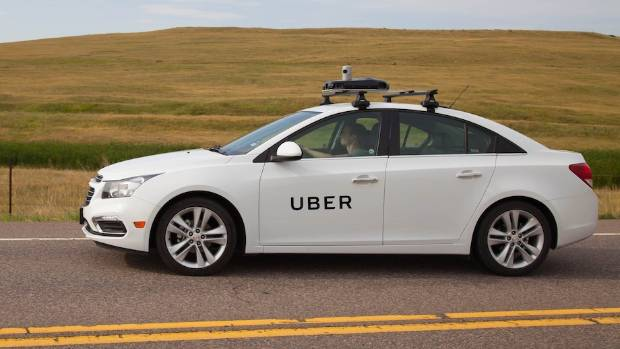 Uber mapping cars will hit the streets of Hamilton on Thursday. The company will map the city to help it determine the ...