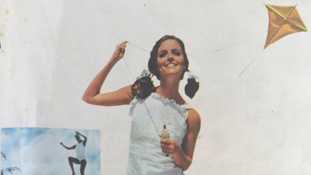 Tampon ads in New Zealand Womans Weekly magazines, from 1990 and 1960, show the use of white clothing to imply trust in ...