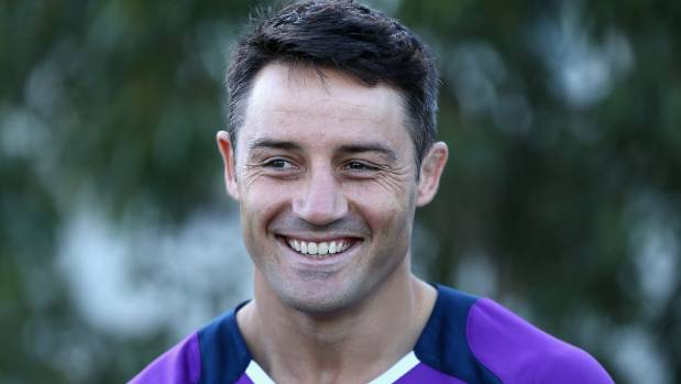 Cooper Cronk rules out any switch from league to rugby in 2018